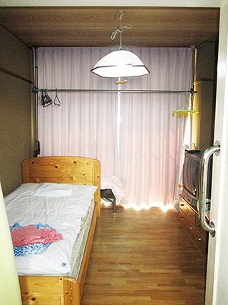 個室×2室